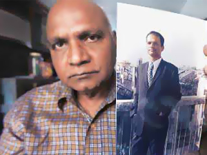 Dr. Subbarao and his son